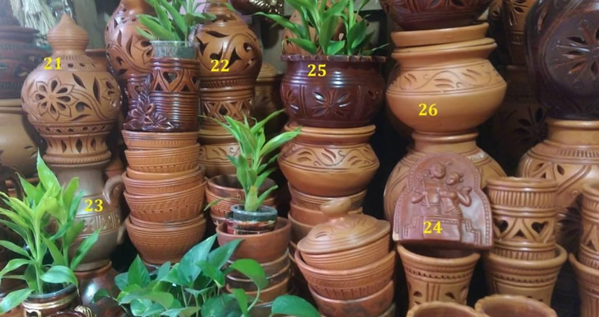 Ceramics & Pottery Cluster