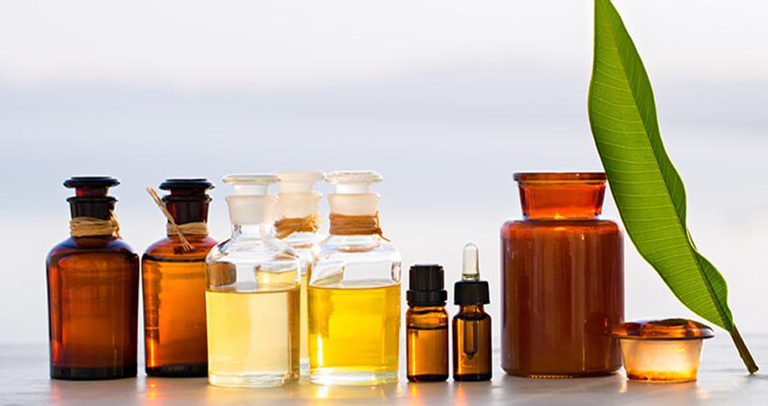 Essential Oil Cluster