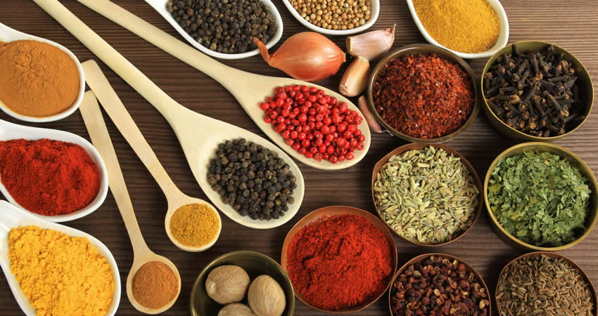 Spices Cluster